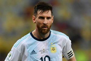 HLV tuyển Brazil: 'Messi xuất sắc nhưng nên chấp nhận thất bại'