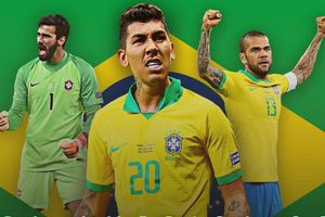 Đội tuyển Brazil liệu đã hồi sinh?
