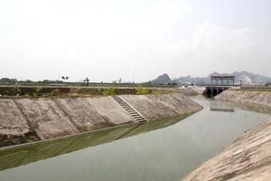 Hà Nội hoàn thành cắm mốc chỉ giới 30% công trình thủy lợi