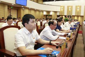 Kỳ họp thứ 9 HĐND TP Hà Nội khóa XV: Thảo luận và quyết nghị nhiều nội dung quan trọng