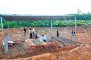 Vụ 'San ủi mộ vợ vua Tự Đức để làm bãi đỗ xe': UBND tỉnh Thừa Thiên Huế chỉ đạo 'nóng'