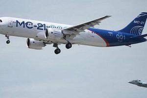 Nga sắp hoàn tất MS-21: 'Kẻ cạnh tranh' với Boeing, Airbus