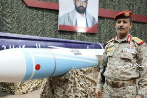 Houthi khoe tên lửa đạn đạo lưỡng tính siêu thanh