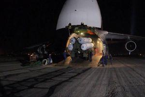 Những hệ thống phòng không S-400 đầu tiên đã tới Thổ Nhĩ Kỳ