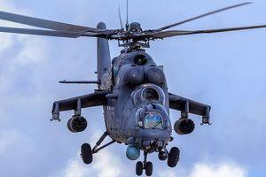 Nga sẽ cung cấp cho Uzbekistan các trực thăng vận tải-chiến đấu Mi-35M