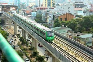 Hà Nội giải thích việc vay lại 98 triệu USD vận hành đường sắt Cát Linh - Hà Đông
