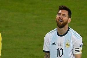 Bị cho là thiếu kiềm chế, Messi bất ngờ bị hàng loạt ngôi sao Brazil 'tính sổ'