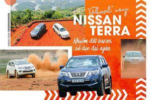 'Phượt' cùng Nissan Terra - Kỳ 2: Nhuốm đất bazan, xẻ dọc đại ngàn