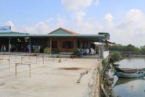 Hợp tác xã 'biến' ruộng muối thành cơ sở chế biến hải sản không phép