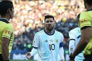 Messi đối mặt với án phạt cấm thi đấu 2 năm