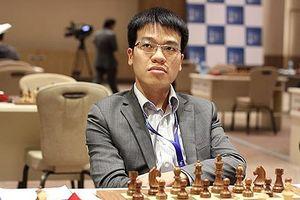Kỳ thủ Quang Liêm vô địch World Open 2019