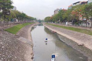 Bí thư quận Hoàn Kiếm đề nghị cống hóa cả sông Tô Lịch