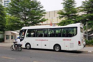 Cấm dừng, đỗ xe du lịch trên 16 chỗ trước Bảo tàng Mỹ thuật Đà Nẵng