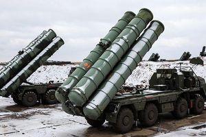 Nóng: Hệ thống S-400 đầu tiên của Nga có mặt ở Thổ Nhĩ Kỳ vào hôm nay hoặc mai