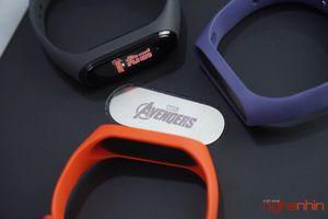 Mi Band 4 Avengers – Phiên bản đặc biệt dành cho fan của Marvel giá 1,5 triệu