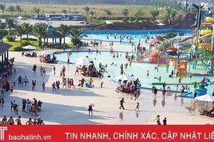 26 vạn lượt khách tham quan, nghỉ dưỡng tại Lộc Hà