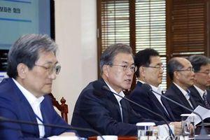 Hàn Quốc muốn Nhật Bản giải quyết vấn đề thương mại qua ngoại giao