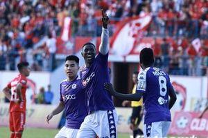 Cận cảnh Hà Nội thắng Hải Phòng, đòi lại ngôi đầu V-League 2019
