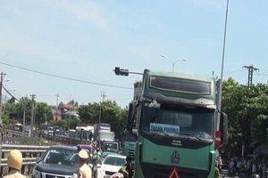 TP. Đà Nẵng: Nữ sinh chết thảm dưới bánh xe bồn