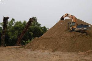 Hành trình 'bóc gỡ' vụ doanh nghiệp... hợp thức hóa cát lậu 'khủng' tại Huế