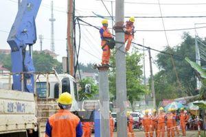 Yên Bái đảm bảo cung cấp đủ nguồn điện trong mùa mưa bão