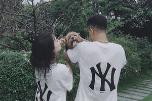 Hà Đức Chinh công khai bạn gái xinh đẹp: Fan bảo cưới nhanh đi!