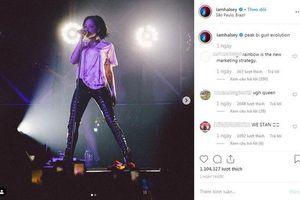 Bị chỉ trích dùng LGBT làm 'bệ đỡ' cho sự nổi tiếng, Halsey nói gì?
