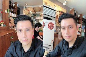 Gương mặt khác lạ của nam diễn viên Việt Anh sau khi phẫu thuận thẩm mỹ