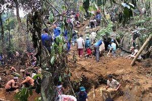 Yên Bái: Truy tìm đối tượng tung tin thất thiệt có người đào được đá quý trị giá 5 tỷ đồng