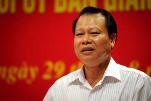 Đề nghị thi hành kỷ luật đối với nguyên Phó thủ tướng Vũ Văn Ninh