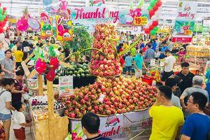 500 tấn Thanh long Bình Thuận dự kiến được tiêu thụ tại Big C và GO! của Central Group
