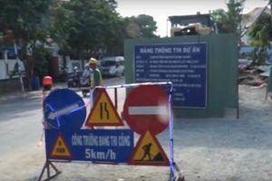 TP HCM tăng cường khắc phục sự cố hạ tầng giao thông trước mùa mưa bão