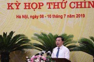 Hà Nội thông qua mức tăng học phí năm học 2019-2020