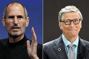 Bill Gates nhận mình là người thô lỗ, ca ngợi Steve Jobs là 'bậc thầy phép thuật'