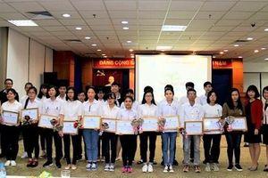 Đỗ đại học từ 20 điểm, thí sinh được cấp học bổng Thắp sáng niềm tin
