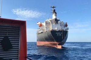 Robot sẽ lặn tìm kiếm thuyền viên mất tích trong vụ chìm tàu ở Hải Phòng