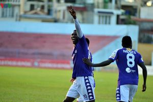 Vòng 14 V-League 2019: Hà Nội FC đánh bại Hải Phòng tại Lạch Tray
