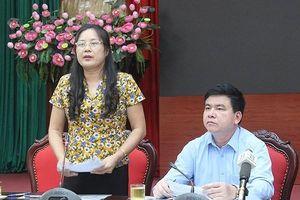 Mới có 32% người dân nông thôn ở Ứng Hòa được sử dụng nước sạch