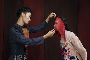 Nhà thiết kế Vũ Việt Hà kể chuyện cưới bằng áo dài thổ cẩm