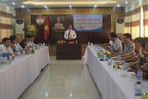 Ra mắt tập sách 'Lịch sử Mặt trận Tổ quốc Việt Nam tỉnh Quảng Nam giai đoạn 1930 – 2015'