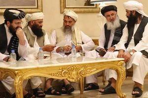 Các phe phái Afghanistan hoàn thành đàm phán hòa bình với Taliban