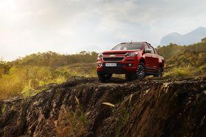 Chevrolet Colorado - xe bán tải trang bị động cơ Duramax 4 xi-lanh