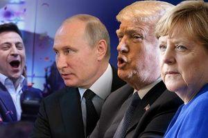 Đưa Mỹ, Anh vào Bộ Tứ Normandy: Nga sẽ gật đầu?