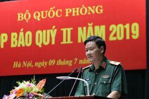 Bộ Quốc phòng thông tin kết quả điều tra vụ thiếu úy biên phòng xả súng vào đồng đội