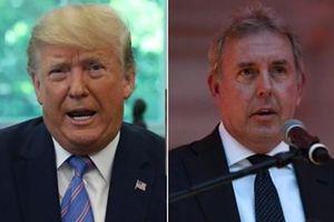 Quan hệ Mỹ - Anh căng thẳng vì vụ rò rỉ điện tín ngoại giao