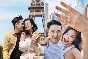 Nhẫn đính hôn kim cương của Đông Nhi và loạt sao Việt 'bèo' thế nào?