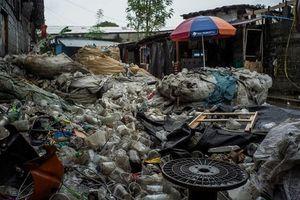 Cuộc sống ác mộng tại 'Thành phố Nhựa' ở Philippines