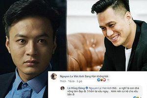 Việt Anh 'gạ' loạt mỹ nam của showbiz Việt phẫu thuật thẩm mỹ
