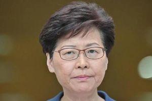 Lãnh đạo Hong Kong thông báo dự luật dẫn độ 'đã chết'