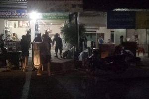 Rừng Hương Sơn bùng cháy dữ dội, người dân sơ tán trong đêm